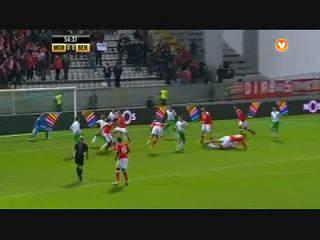 Benfica, Jogada, Luisão, 55m