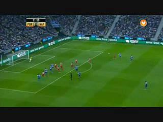 FC Porto, Jogada, Marcano, 12m