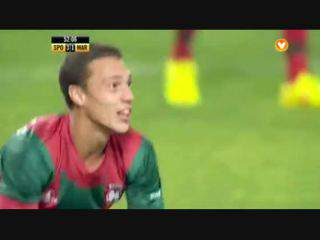 Marítimo, Jogada, Alex Soares, 52m