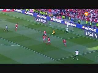 Liga (34ª J): Resumo Benfica 4-1 Marítimo