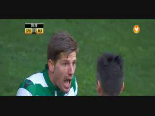 Sporting, Jogada, Adrien, 40m
