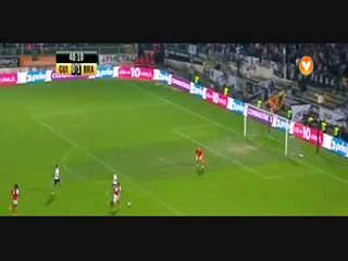 Sp. Braga, Golo, Pardo, 41m, 0-2
