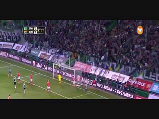 Sporting, Jogada, Slimani, 87m