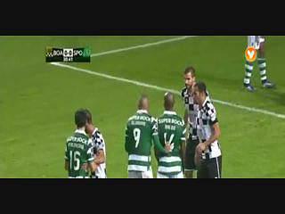 Liga (6ª J): Resumo Boavista 0-0 Sporting