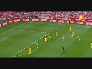 Benfica, Golo, Jonas, 34m, 1-0