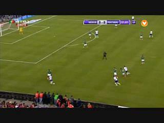 Jogo de Preparação Mundial 2014: Resumo México 0-1 Portugal