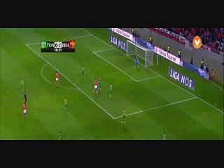 Benfica, Golo, Berger(AG), 11m, 0-2