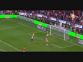 Benfica, Jogada, K. Mitroglou, 84m