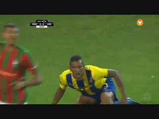 Resultado ao Intervalo – Marítimo 0-0 U. Madeira
