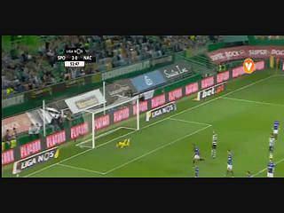 Sporting, Jogada, Alan Ruiz, 52m