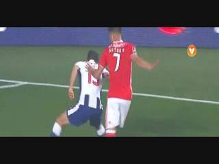 Benfica, Caso, Samaris, 2m