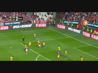 Benfica, Jogada, Álex Grimaldo, 80m