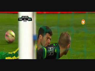 Sporting, Jogada, Bas Dost, 51m
