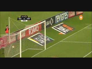 Liga (31ªJ): Resumo Arouca 2-2 Moreirense