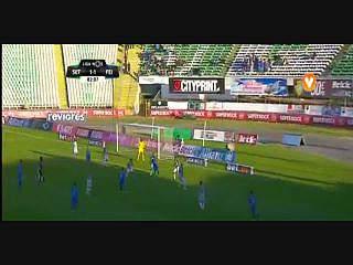 Feirense, Golo, Machado, 83m, 1-2