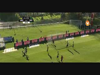 Sporting, Golo, Bruno César, 36m, 1-2
