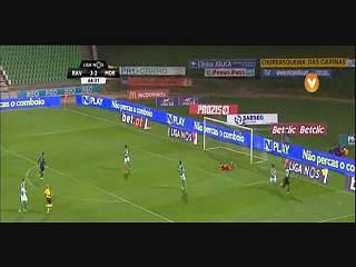 Moreirense, Jogada, Boateng, 66m