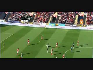 Liga (31ªJ): Resumo Sp. Braga 2-3 Sporting