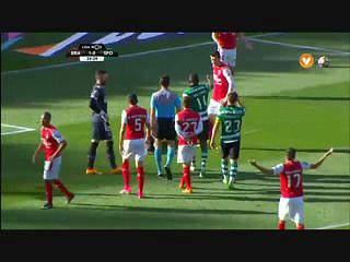 Sporting, Caso, Daniel Podence, 30m