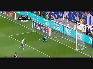 FC Porto, Golo, André Silva (g.p.), 89m, 4-1