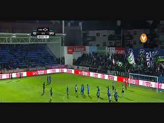 Sporting, Jogada, Daniel Podence, 46m
