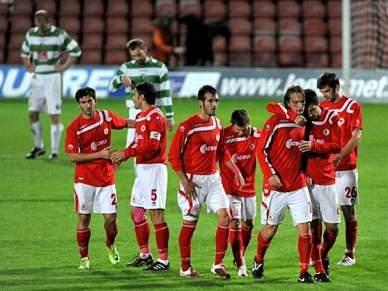 CSKA Sofia aterra esta terça-feira