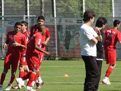 Respira-se confiança no Sporting de Braga