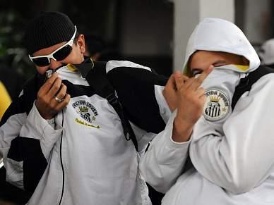 Adeptos do Santos detidos no Paraguai por vandalismo