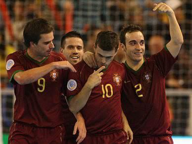 Portugal com teste positivo antes da qualificação