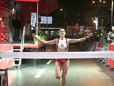 Dulce Félix estreia-se na Maratona de Nova Iorque