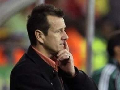 Dunga é o treinador de Abrantes Mendes