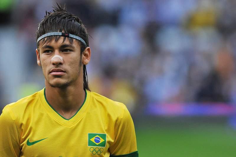 Neymar tem o sonho de jogar numa grande equipa europeia