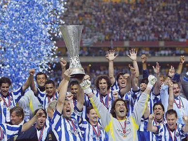 FC Porto é o 16.º melhor da primeira década do século XXI