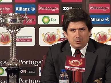 """""""Um dos nossos grandes objectivos é a Taça de Portugal"""""""