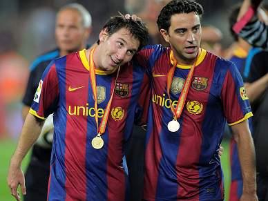 «Messi é o melhor jogador de todos os tempos»