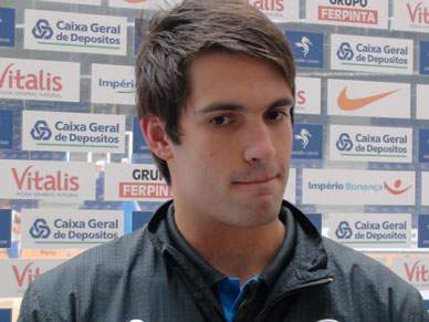 Tiago Rocha confiante mas cauteloso