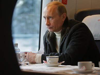 Os encontros secretos de Putin com a FIFA