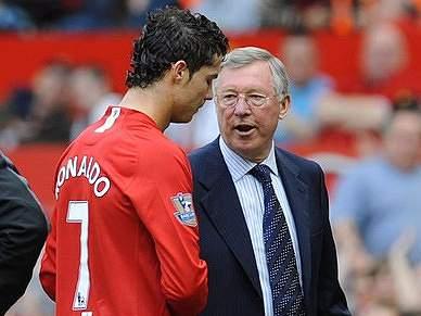 Ferguson abre as portas a Ronaldo