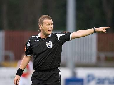 Alan Kelly vai dirigir jogo entre o Sporting e o Gent