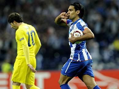 FC Porto de barriga cheia no El Madrigal