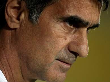 Treinador revela onze para o Benfica