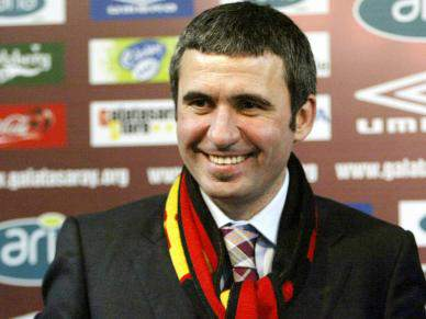 Hagi despedido do Galatasaray