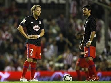 Atlético Madrid compromete Liga Europa