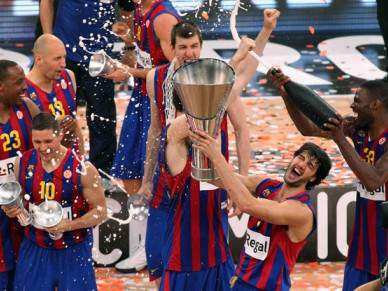 Barcelona conquista troféu pela segunda vez