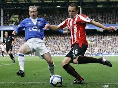 Everton empata com o Stoke City e mantem-se no décimo lugar