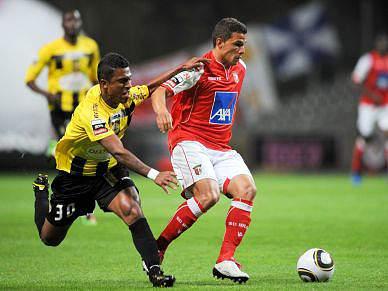 Beira-Mar vence em Braga