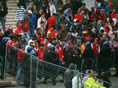 PSP espera mais de 2000 sportinguistas na Luz