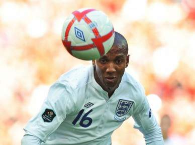 Ashley Young no Manchester United