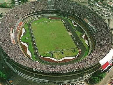 Novo estádio garante partida de abertura em São Paulo