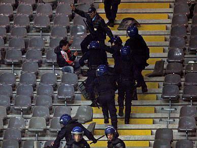 Detidos por agressões e distúrbios em Braga constituídos arguidos com TIR